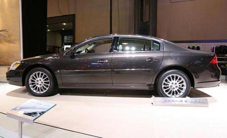 2008 Buick Lucerne Super - Slide 1