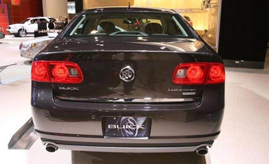 2008 Buick Lucerne Super - Slide 5
