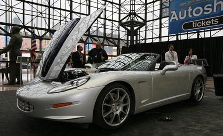 2008 Callaway C16 cabrio - Slide 2