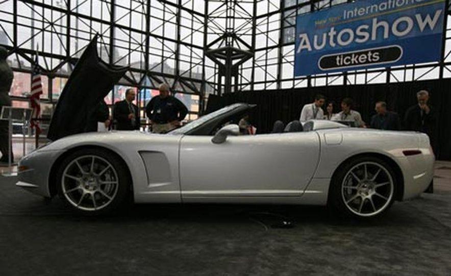 2008 Callaway C16 cabrio - Slide 3