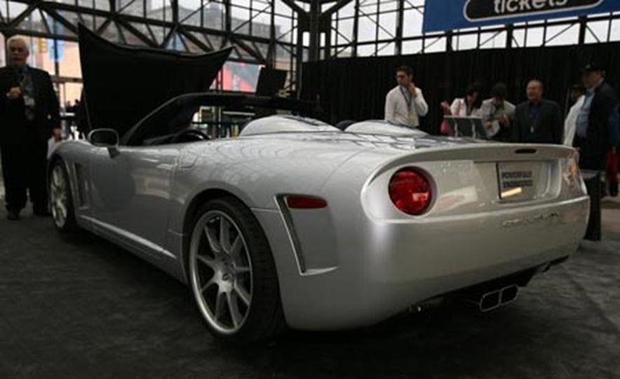 2008 Callaway C16 cabrio - Slide 4