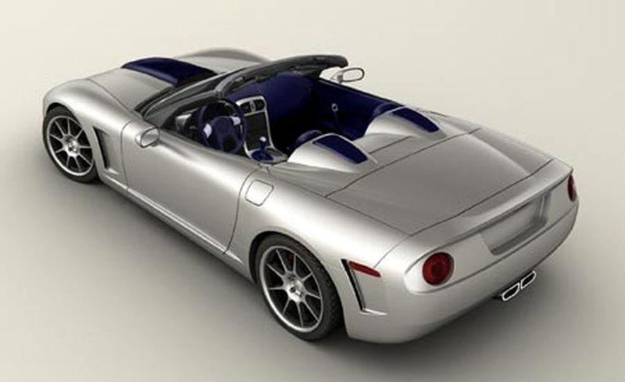 2008 Callaway C16 cabrio - Slide 7