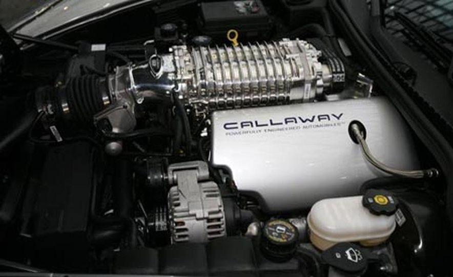 2008 Callaway C16 cabrio - Slide 5