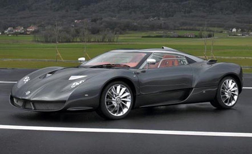 2009 Spyker C12 Zagato - Slide 1