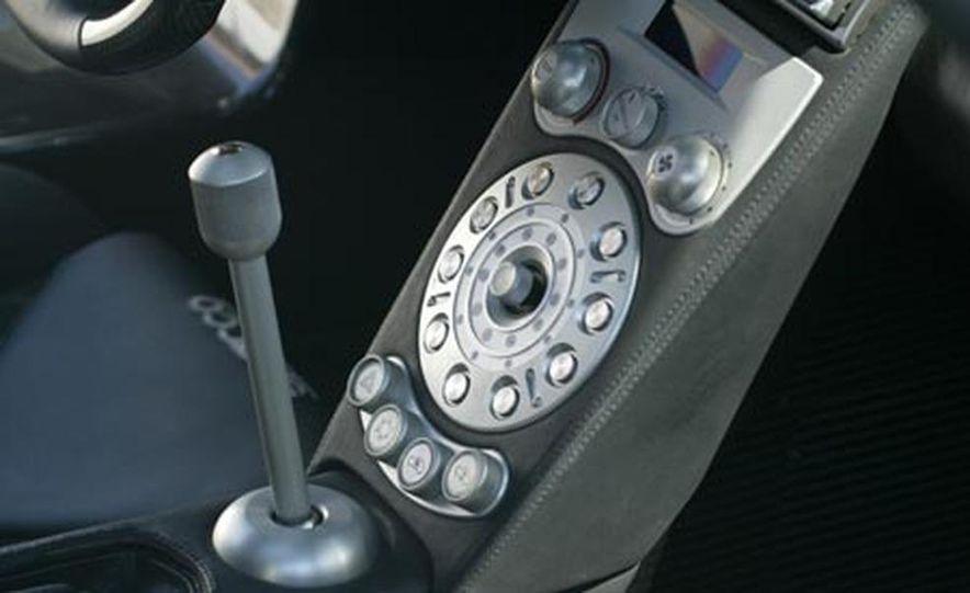 2006 Koenigsegg CCX - Slide 12