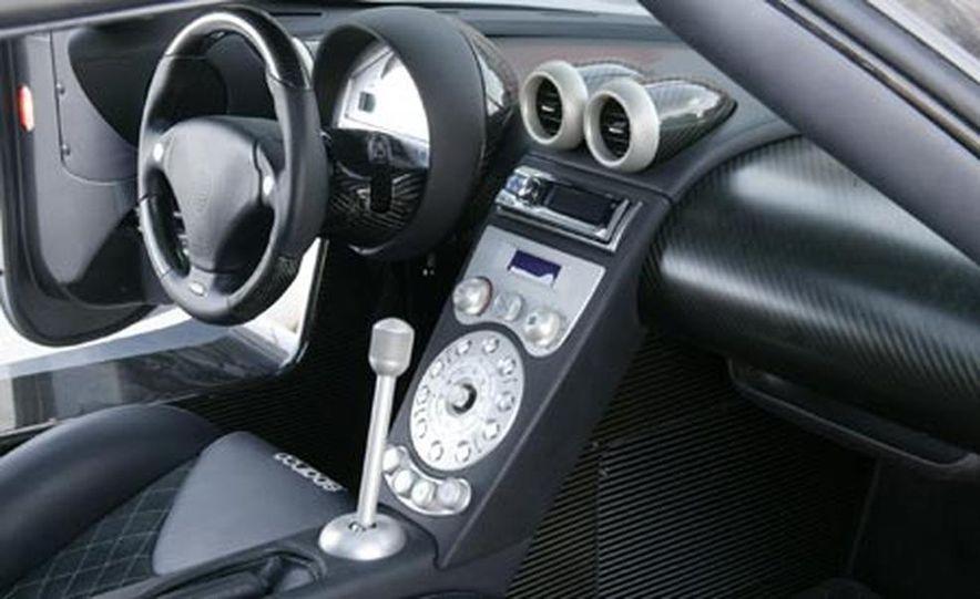 2006 Koenigsegg CCX - Slide 16