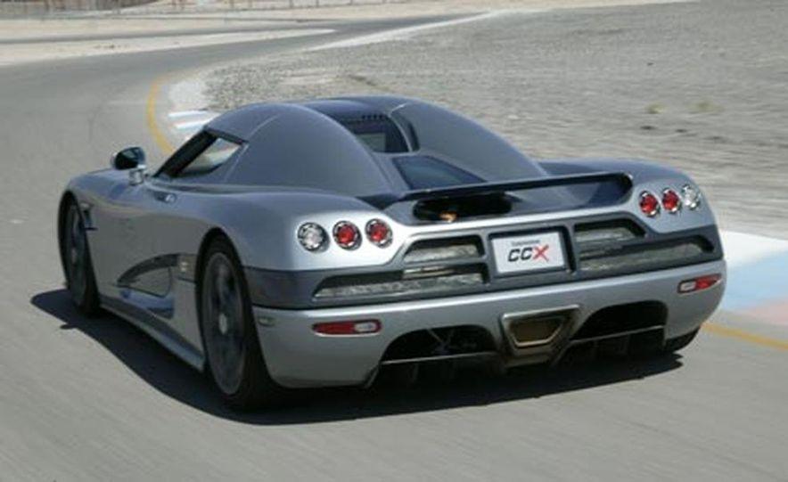 2006 Koenigsegg CCX - Slide 3