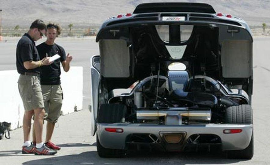 2006 Koenigsegg CCX - Slide 10