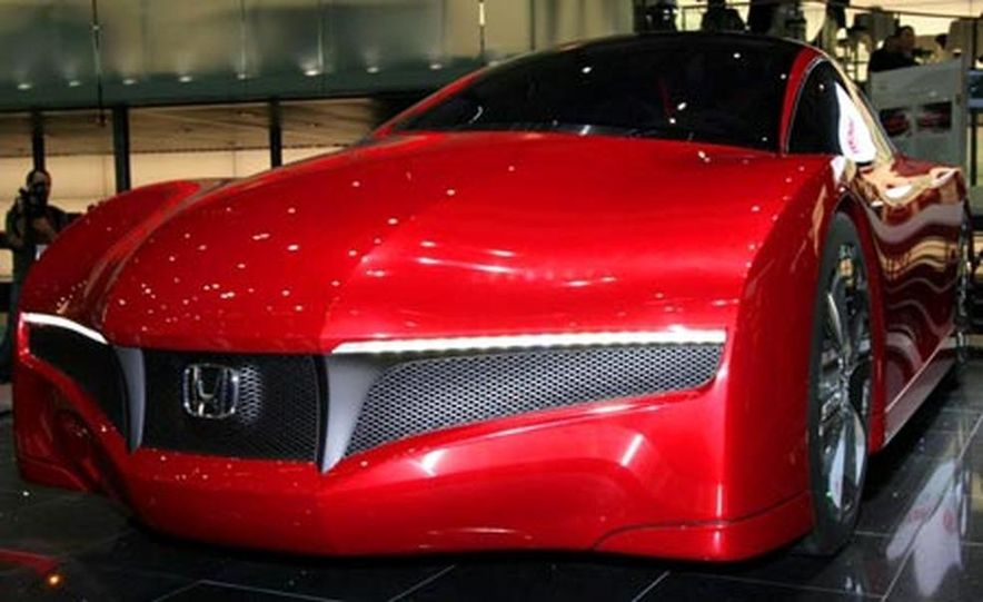 Honda Small Hybrid Sports concept - Slide 3