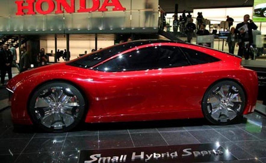 Honda Small Hybrid Sports concept - Slide 5