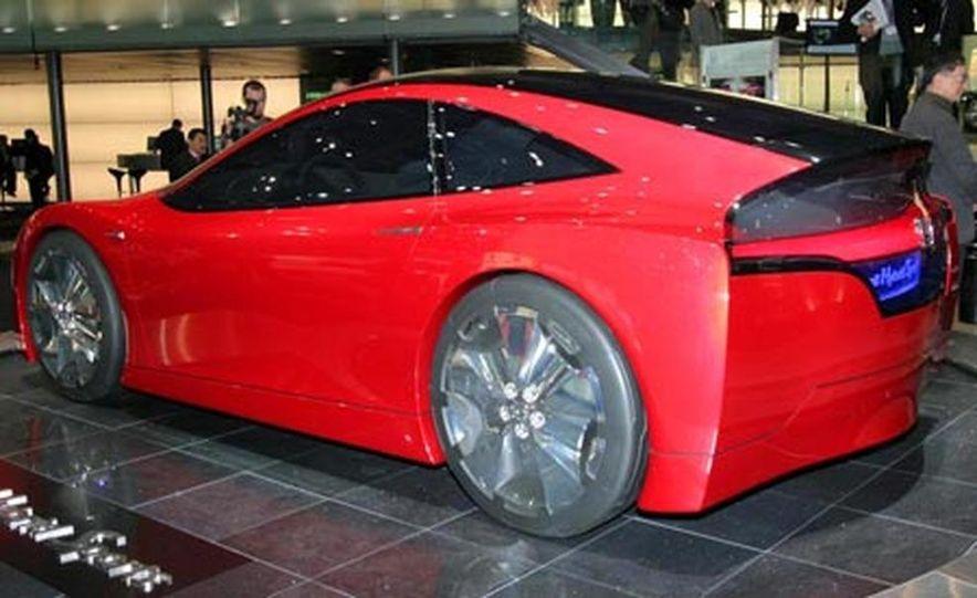Honda Small Hybrid Sports concept - Slide 6