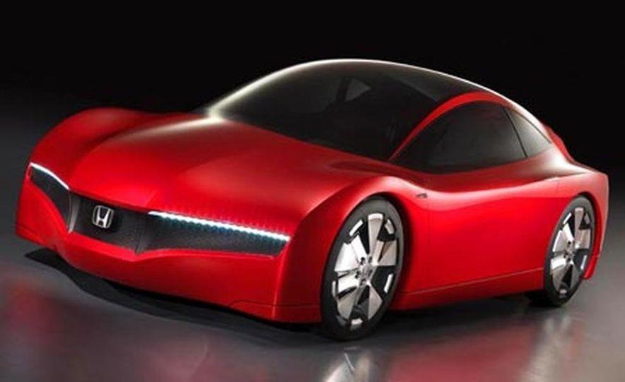 Honda Small Hybrid Sports concept - Slide 15