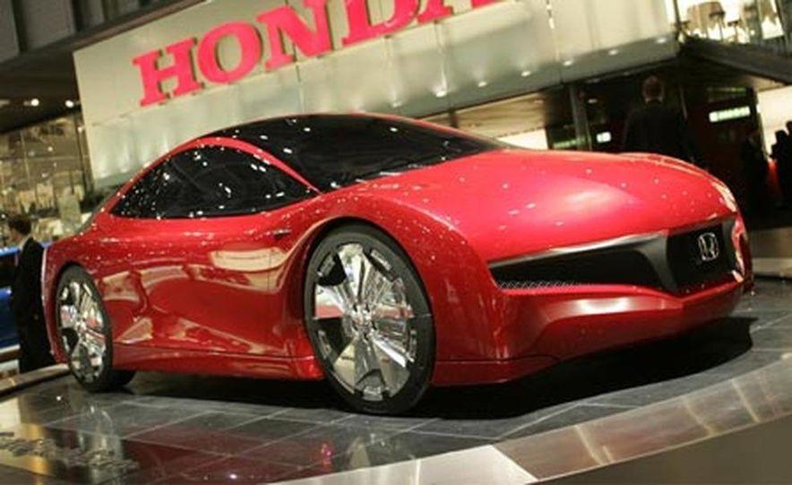Honda Small Hybrid Sports concept - Slide 1