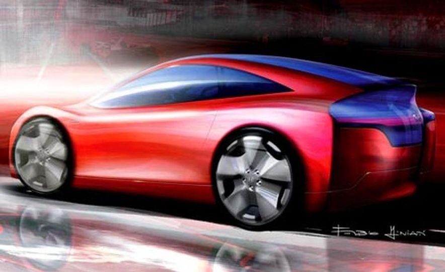 Honda Small Hybrid Sports concept - Slide 19