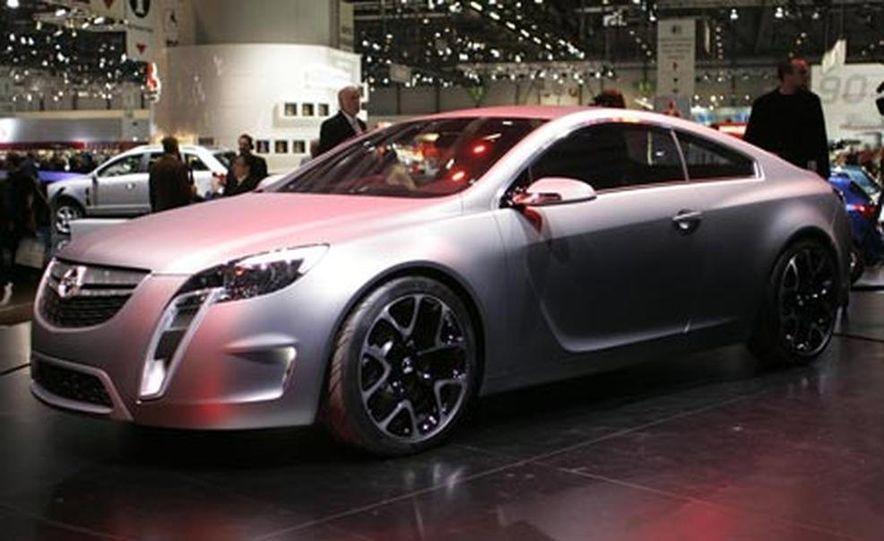 Opel GTC concept - Slide 1