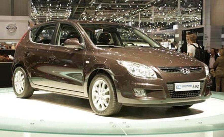 2008 Hyundai i30 - Slide 1