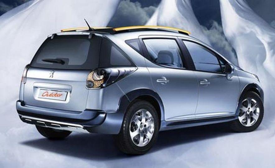 Peugeot 207 SW Outdoor concept - Slide 5