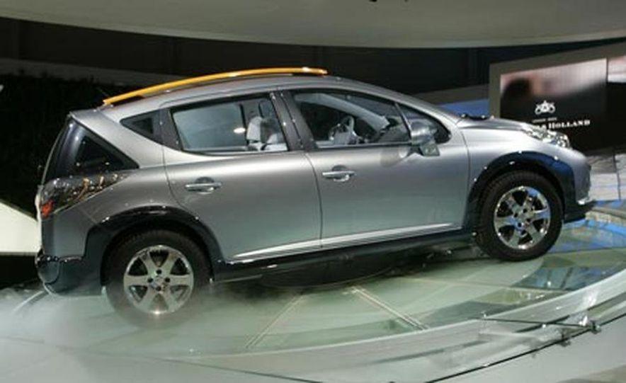 Peugeot 207 SW Outdoor concept - Slide 3