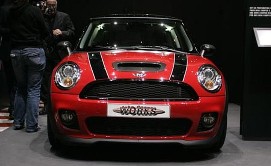 2008 Mini Cooper S John Cooper Works - Slide 1
