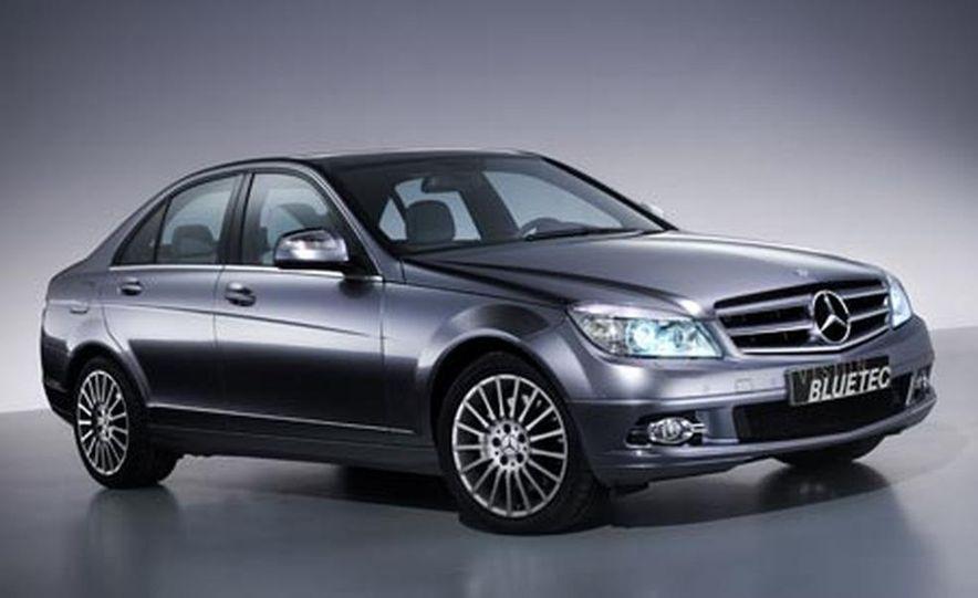 Mercedes-Benz C220 Bluetec concept - Slide 2