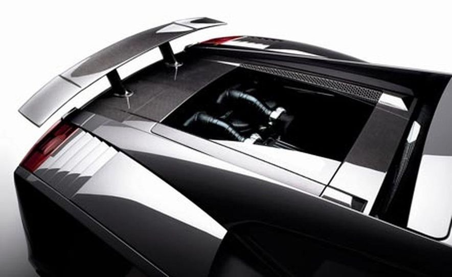 2007 Lamborghini Gallardo Superleggera - Slide 6