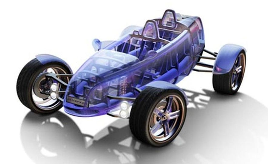 Rinspeed eXasis concept - Slide 18