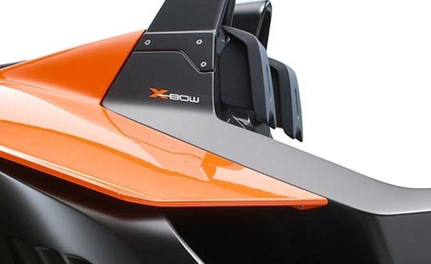 2008 KTM X-Bow - Slide 1