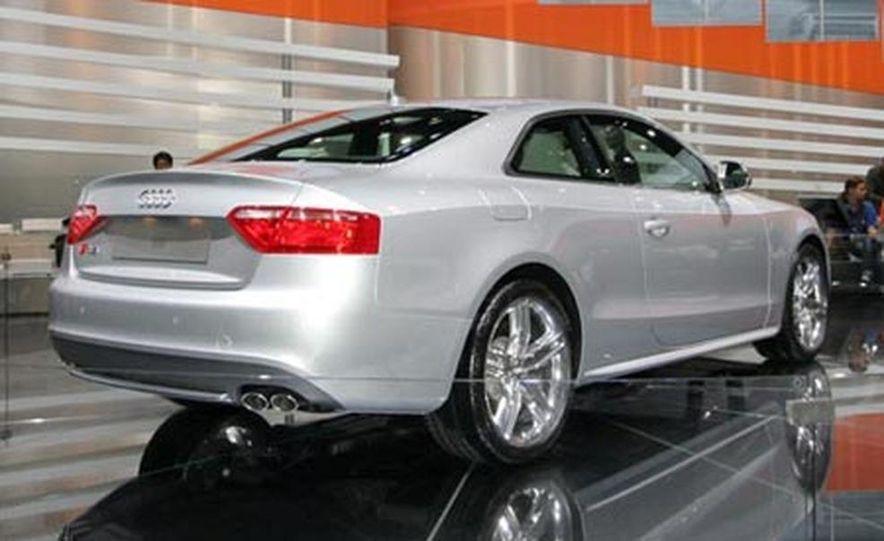 2008 Audi S5 - Slide 9