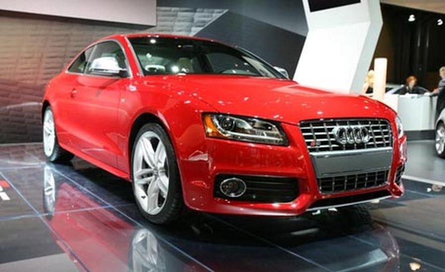 2008 Audi S5 - Slide 2