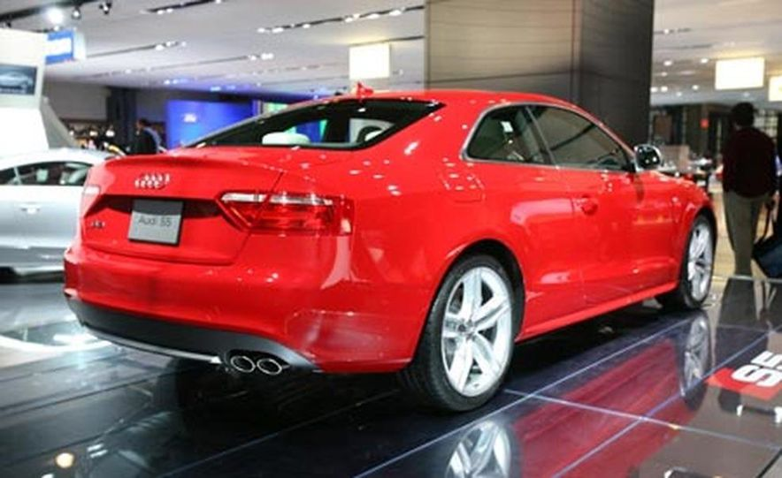 2008 Audi S5 - Slide 4