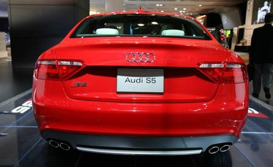 2008 Audi S5 - Slide 5