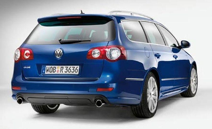 2007 Volkswagen Passat R36 - Slide 12
