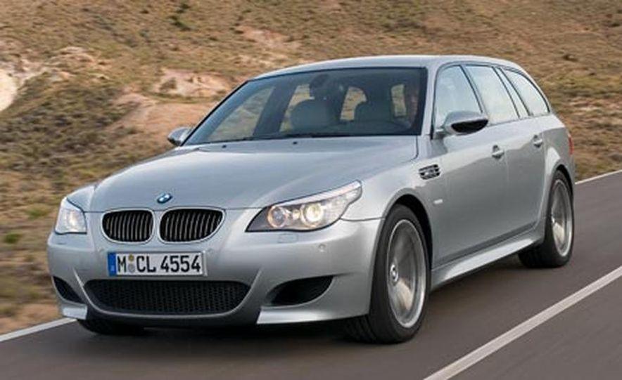 2008 BMW M5 Touring - Slide 1