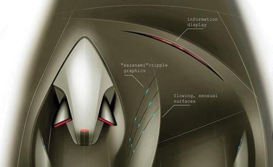 Mazda Hakaze concept - Slide 6