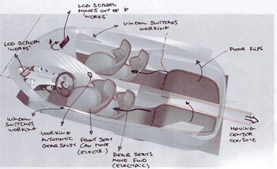 Mazda Hakaze concept - Slide 7