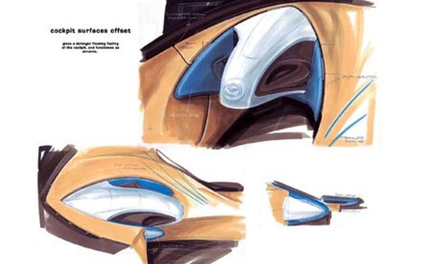 Mazda Hakaze concept - Slide 8