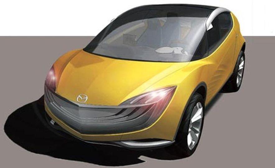 Mazda Hakaze concept - Slide 10