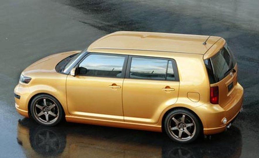 2008 Ford Taurus X - Slide 32