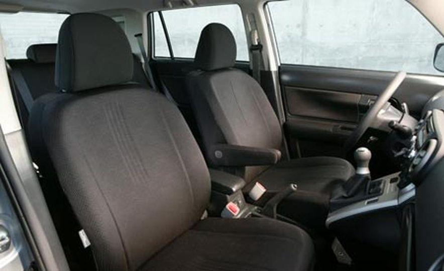 2008 Ford Taurus X - Slide 36