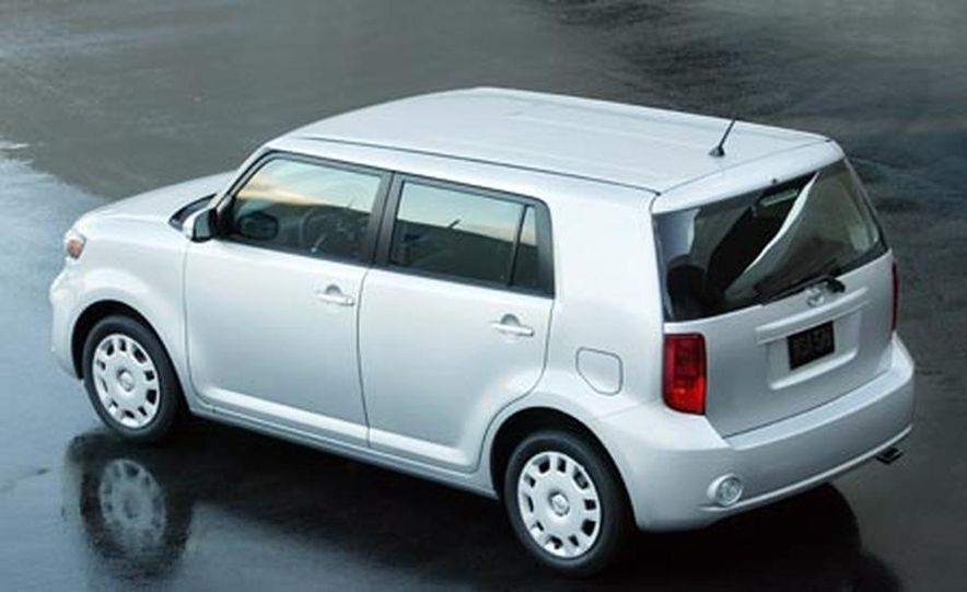 2008 Scion xB - Slide 1
