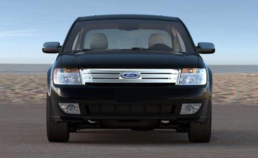 2008 Ford Taurus - Slide 1