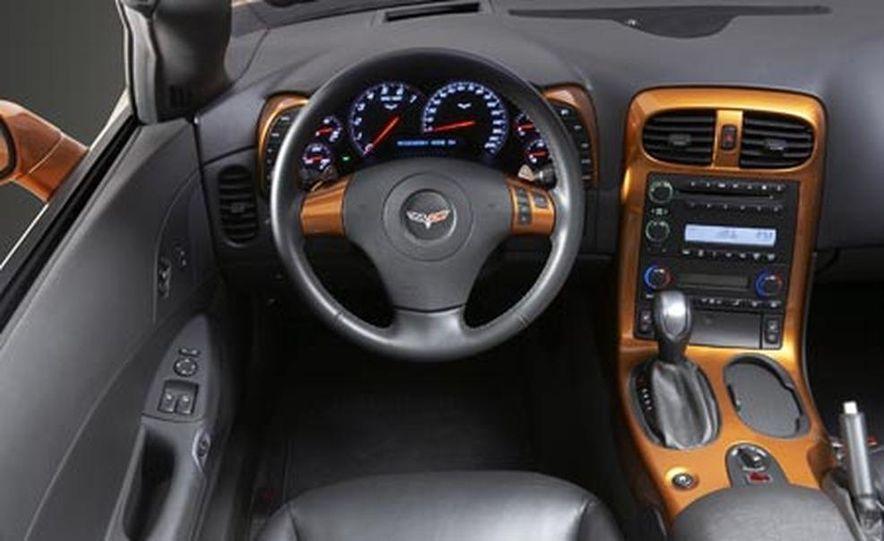 2007 Chevrolet Corvette Convertible Indy Pace Car Edition - Slide 15
