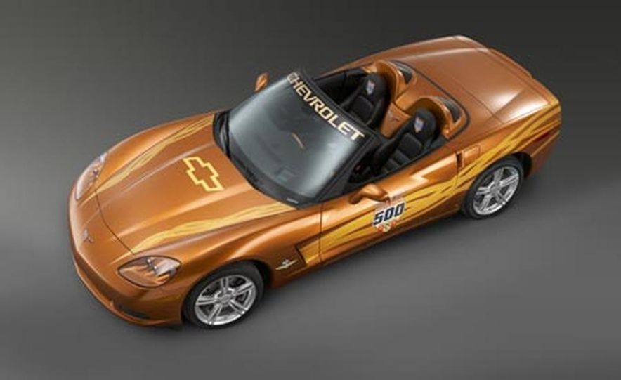 2007 Chevrolet Corvette Convertible Indy Pace Car Edition - Slide 1