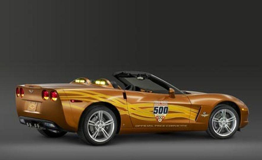 2007 Chevrolet Corvette Convertible Indy Pace Car Edition - Slide 2