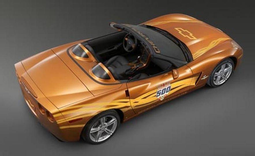 2007 Chevrolet Corvette Convertible Indy Pace Car Edition - Slide 3