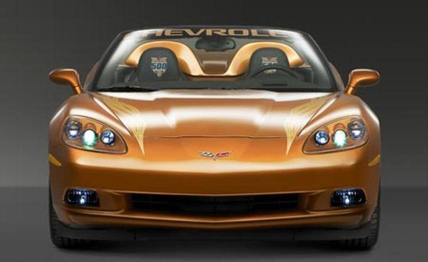 2007 Chevrolet Corvette Convertible Indy Pace Car Edition - Slide 5