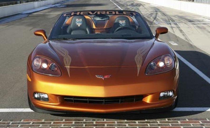 2007 Chevrolet Corvette Convertible Indy Pace Car Edition - Slide 6