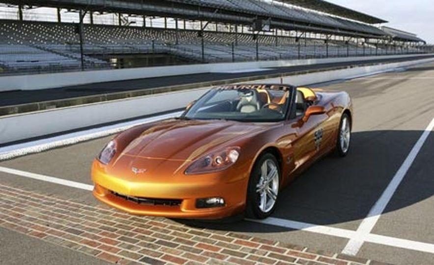 2007 Chevrolet Corvette Convertible Indy Pace Car Edition - Slide 11