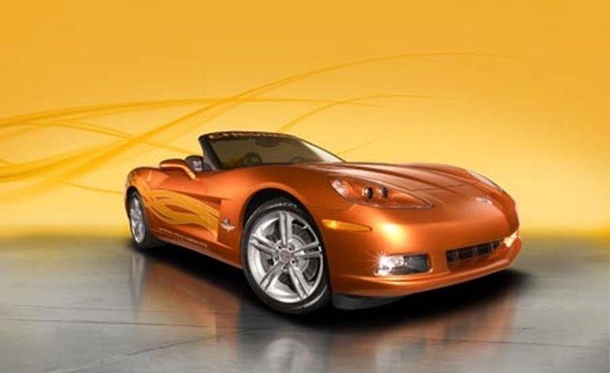 2007 Chevrolet Corvette Convertible Indy Pace Car Edition - Slide 12