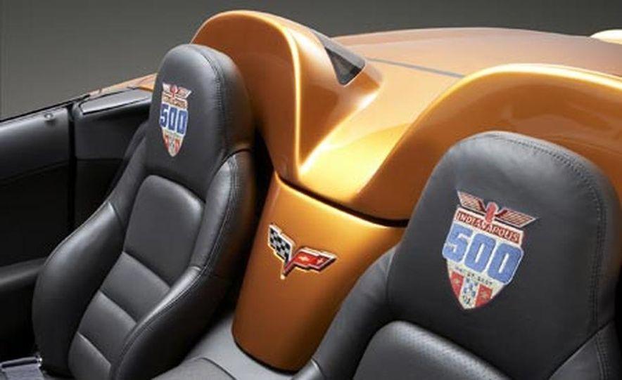 2007 Chevrolet Corvette Convertible Indy Pace Car Edition - Slide 18